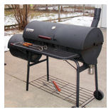 Smoker and Charcoal Grill